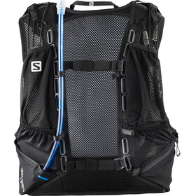 Salomon Skin Pro 15 Backpack Set black/ebony